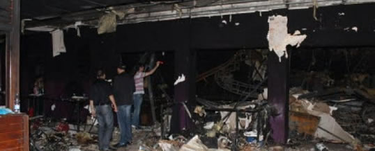 Brazil nightclub owner blames Inspectors over a fire that killed 235 people