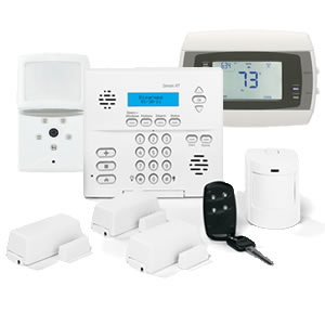 Secure Home Package Si Alarms Ltd