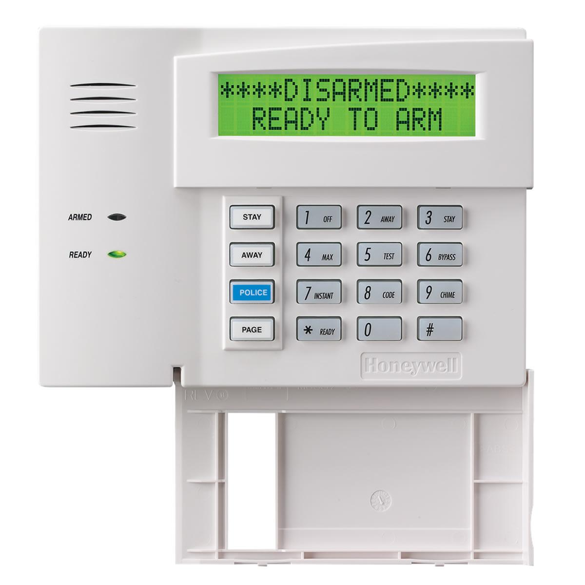 honeywell 6150rf keypad si alarms ltd. Black Bedroom Furniture Sets. Home Design Ideas