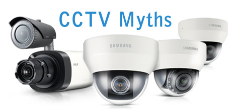 CCTV SURVEILLANCE MYTHS